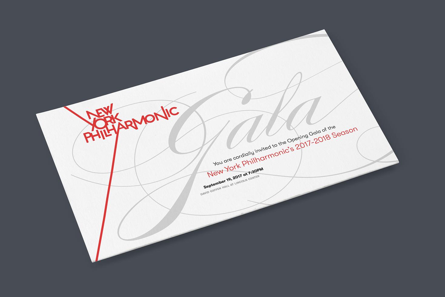 NYPhil gala invite