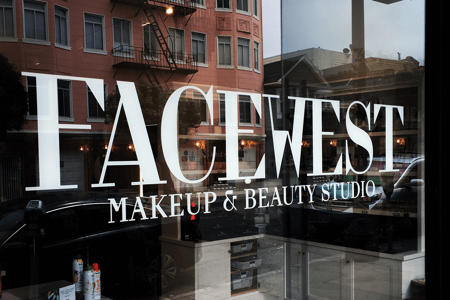 FaceWest window