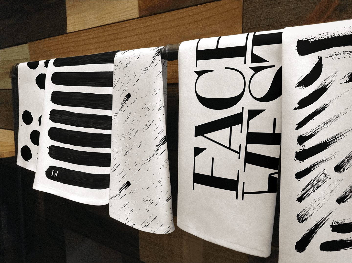 FaceWest towels