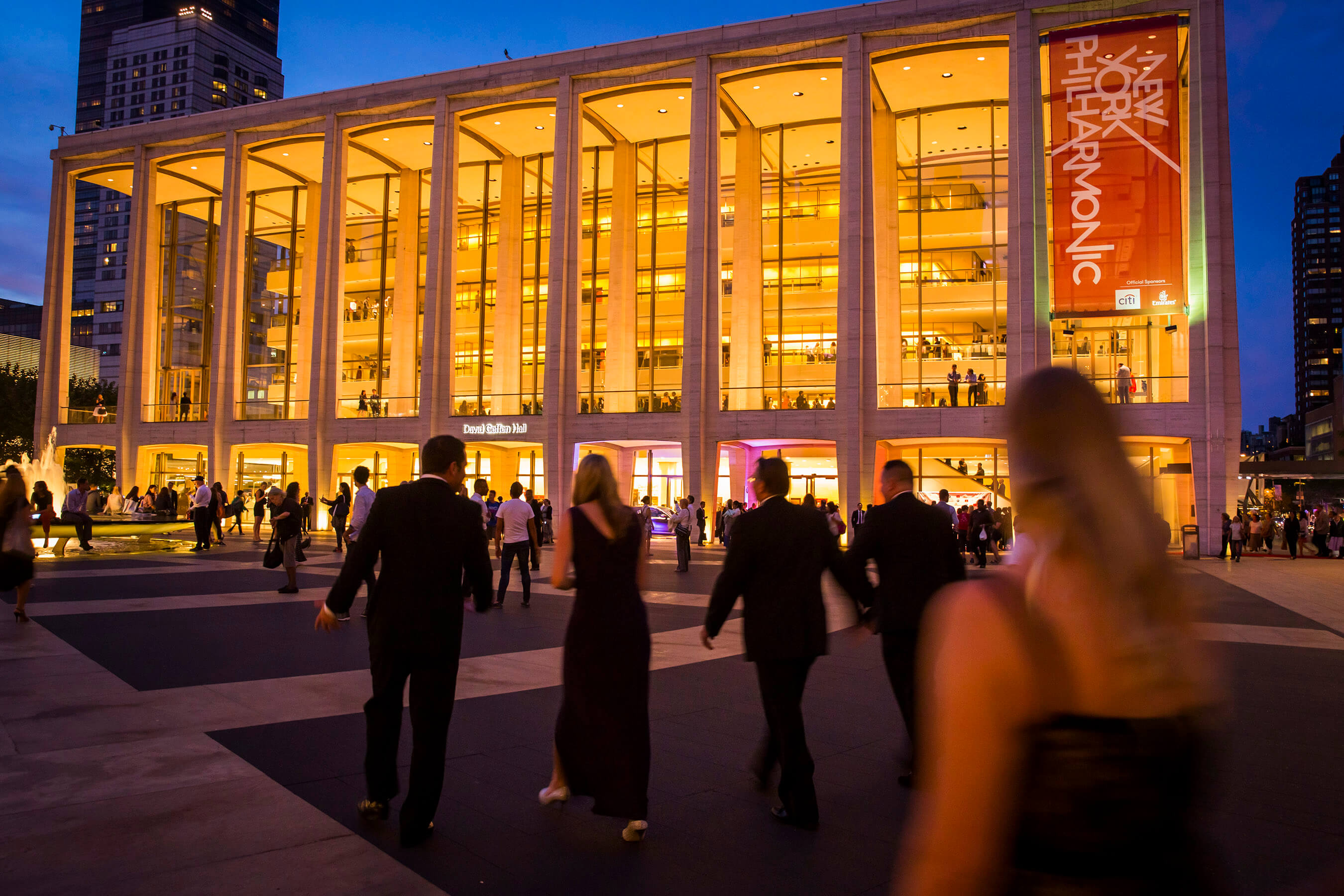 NYPhil David Geffen Hall
