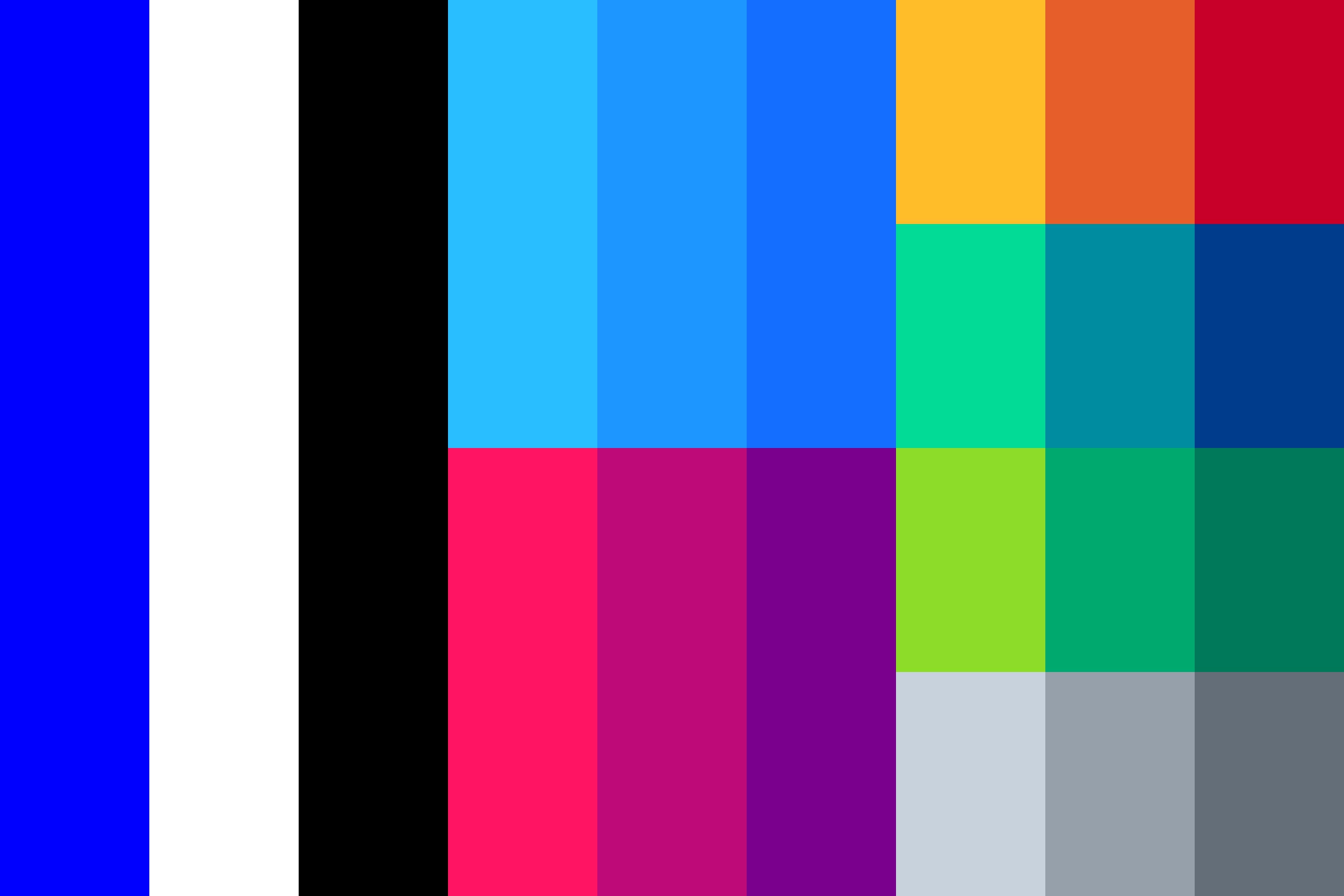 Insitome colors