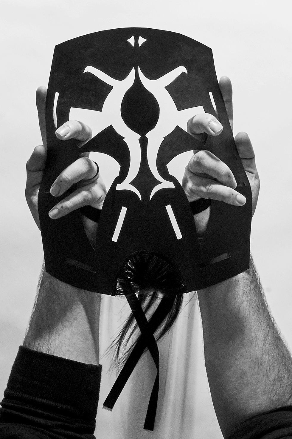 NICE SOLO mask