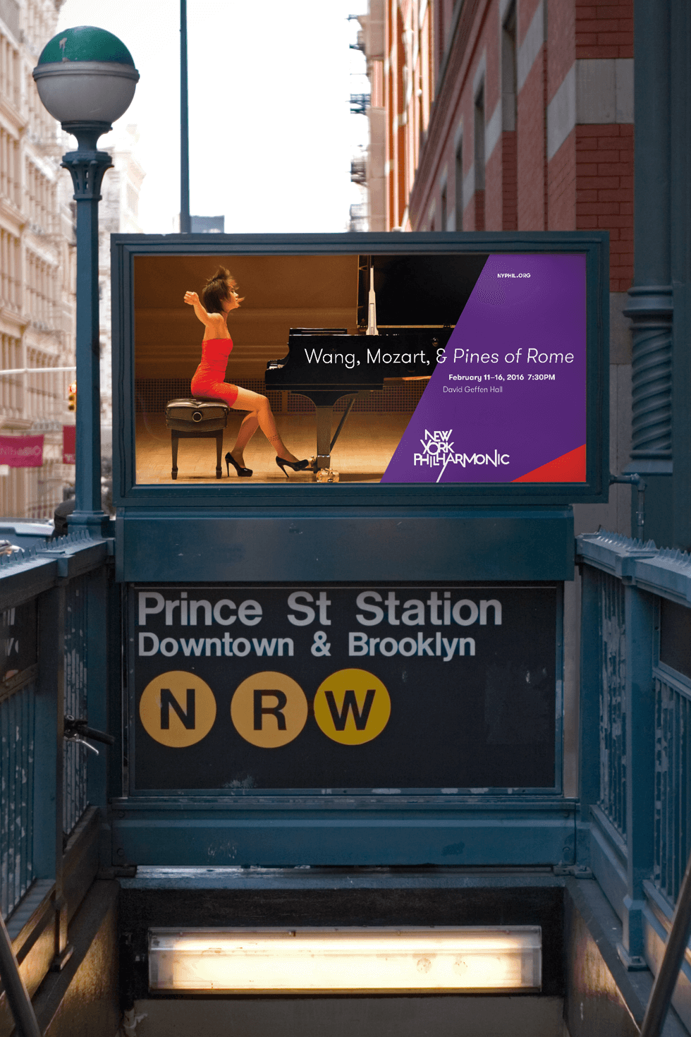 NYPhil subway