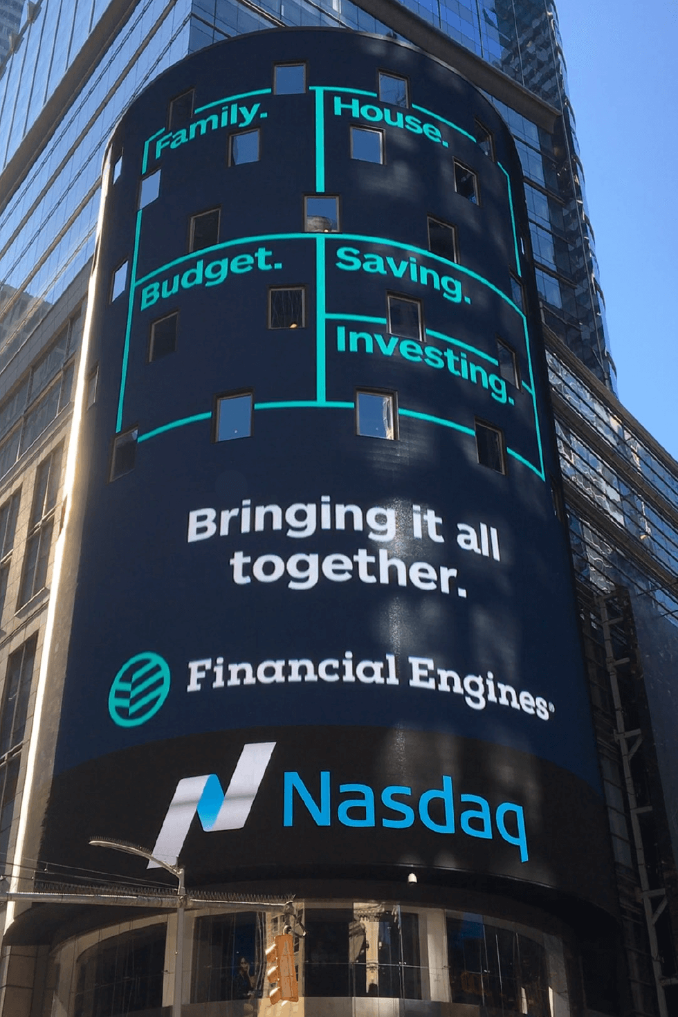 Financial Engines NASDAQ