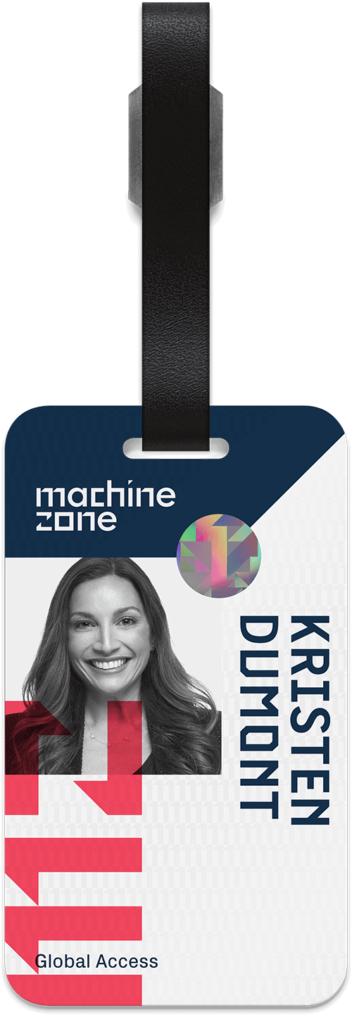 Machine Zone badge