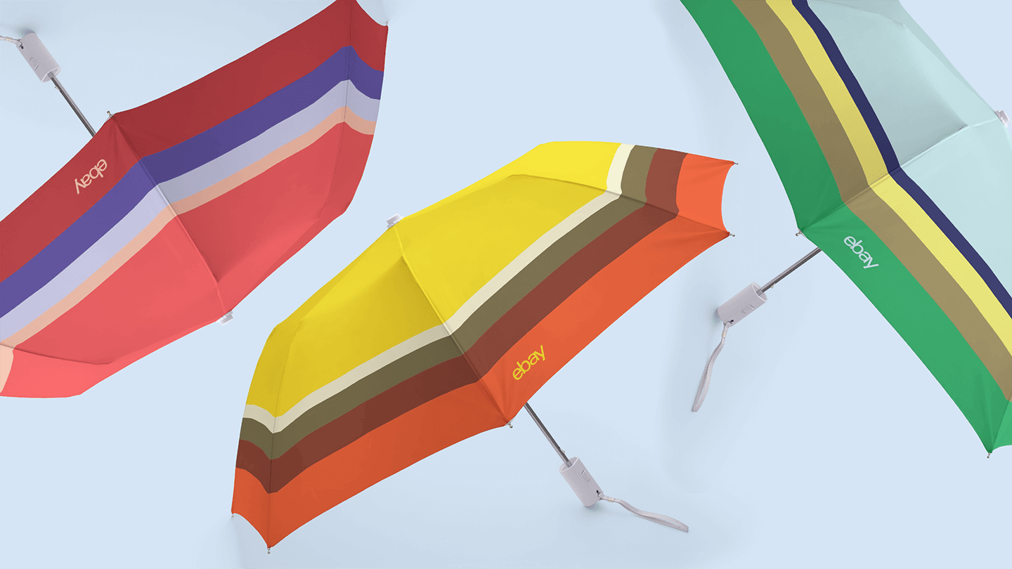eBay umbrellas