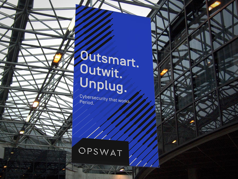 OPSWAT event banner