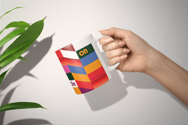 GameOn mug